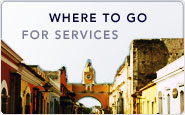 Where to Go for Services